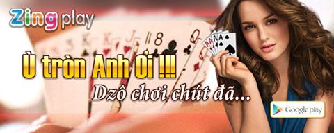 Game chơi bài Phỏm tá lả online Zingplay