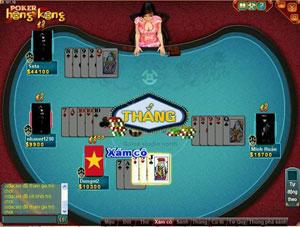 game Xì Tố (Poker Hồng Kông)