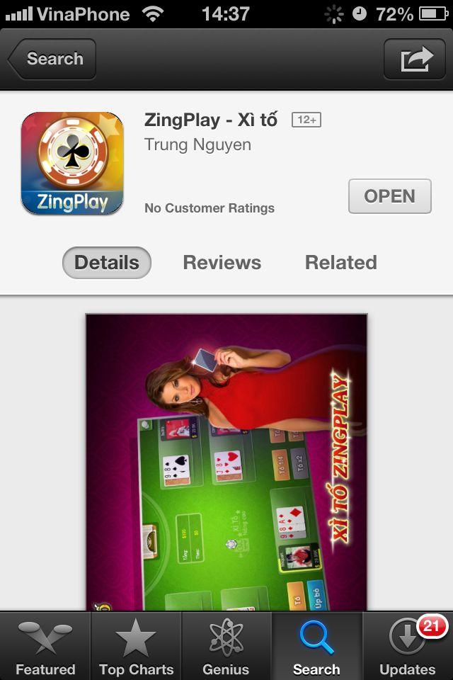 ZingPlay