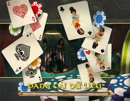 chơi game bài với những toan tích khác nhau