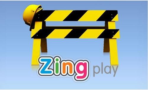 Bảo trì kênh nạp SMS game bài zingplay