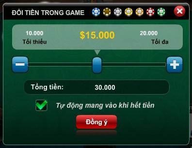 Game chơi đánh bài poker online Zingplay
