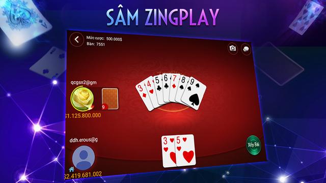 Tải game chơi đánh bài Sâm lốc online phiên bản dành cho iOS
