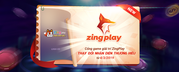 New logo ZingPlay
